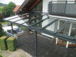 Aluminium Vordächer