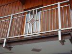 Edelstahl Balkone