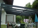 Stahl Vordächer