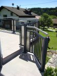 Aluminium Balkone