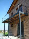 Stahl Balkone