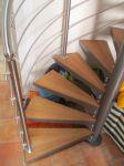 Stahl Treppen