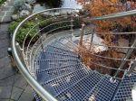 Edelstahl Treppen 10
