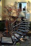 Edelstahl Treppen 11
