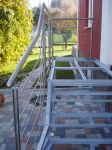 Edelstahl Treppen 14