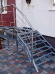Edelstahl Treppen 16
