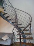 Edelstahl Treppen 1