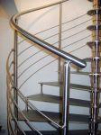 Edelstahl Treppen 22