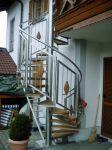 Edelstahl Treppen 24