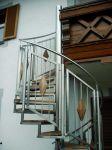 Edelstahl Treppen 25