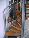 Edelstahl Treppen 26