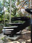 Stahl Treppen 16