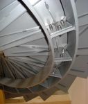 Stahl Treppen 6